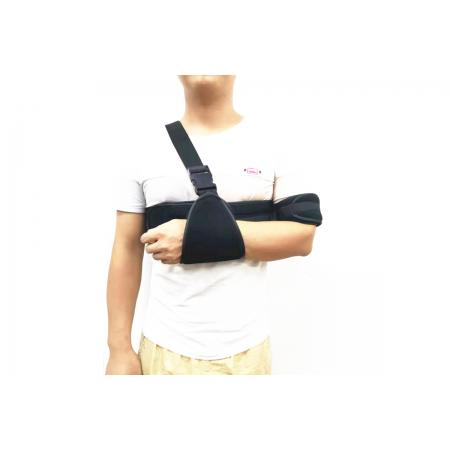 Reluxe Shoulder brace with arm slings